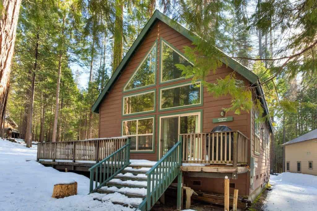 Yosemite cabins - 7S Wawona Chalet