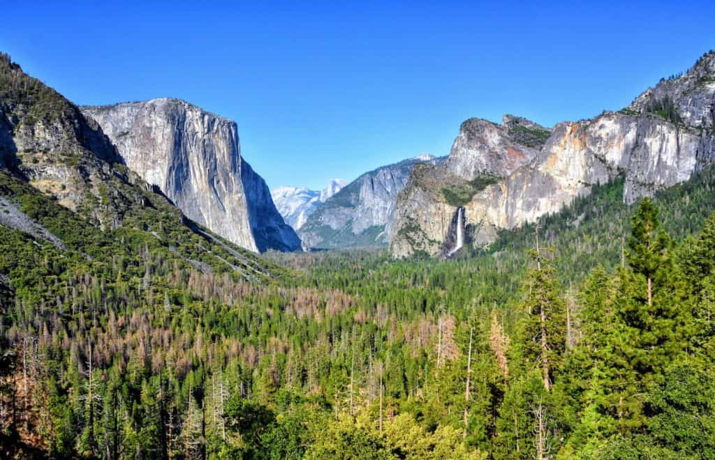 Where to Stay in Yosemite