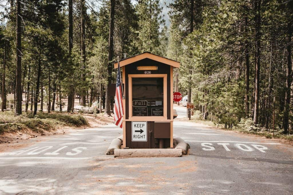 Best campsites in Yosemite