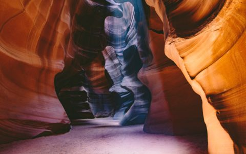 Antelope Canyon - a stop along the ultimate Southwest National Parks Road Trip