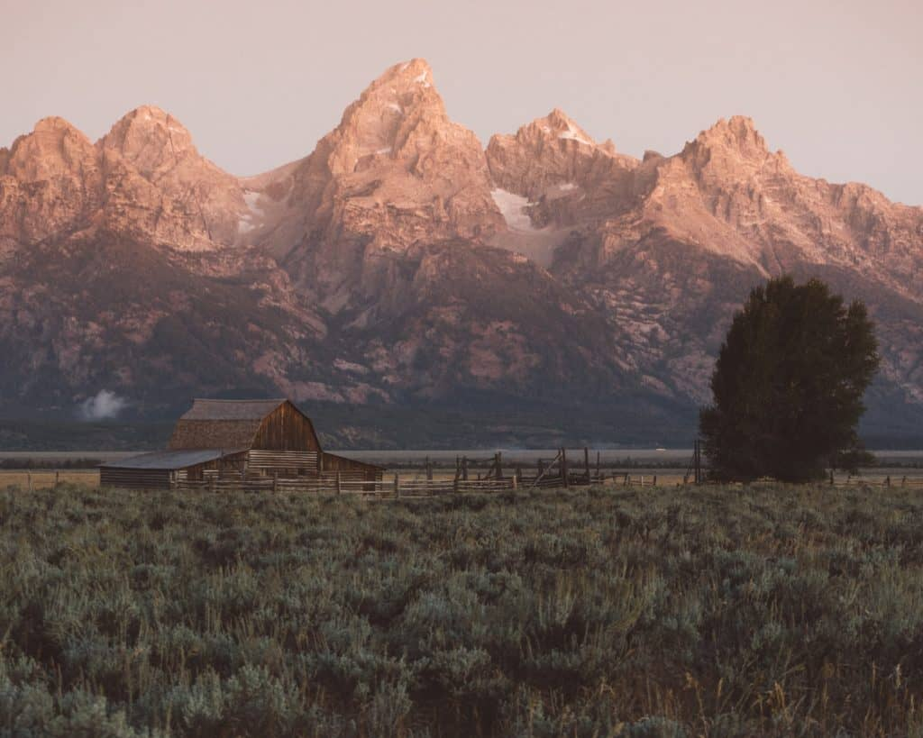 Teton Crest Trail - One for the USA Hiking Bucket List