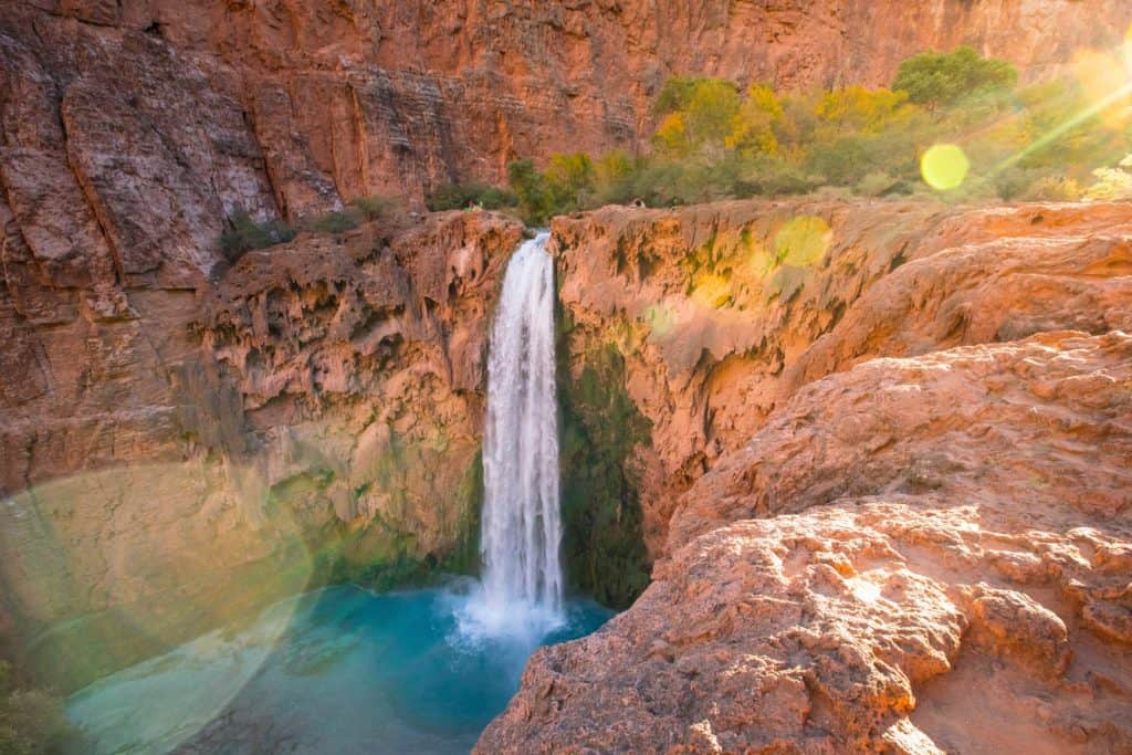 USA Hiking Bucket List - Havasu Falls Hike