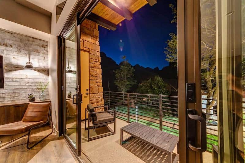 LaFave Luxury Rentals in Springdale near Zion
