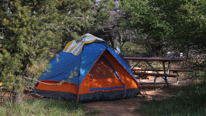 Zion Crest Campground - Camping near Zion National Park