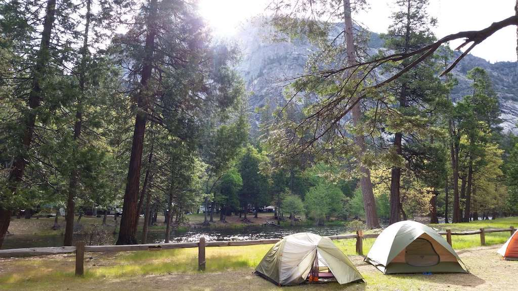 Lower Pines Campground in Yosemite - HipCamp