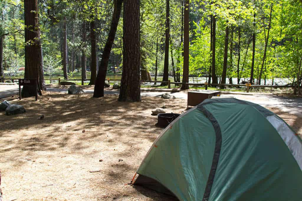 North Pines Campground in Yosemite Valley - HipCamp