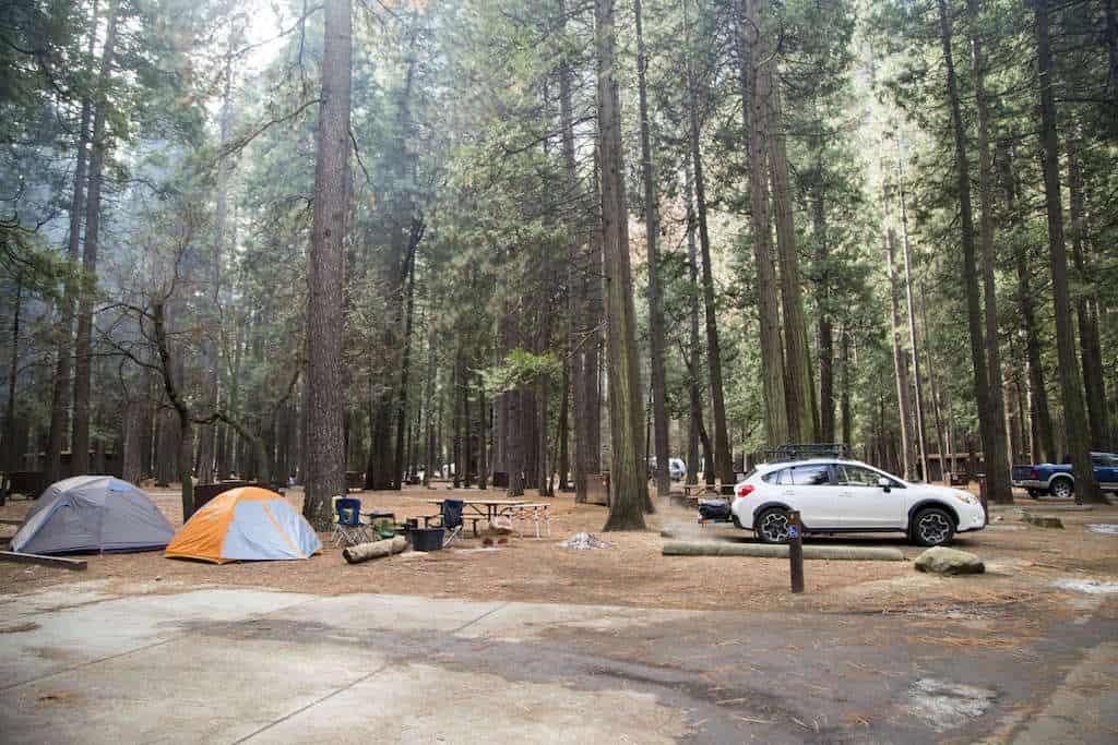 Yosemite Upper Pines Campground - HipCamp